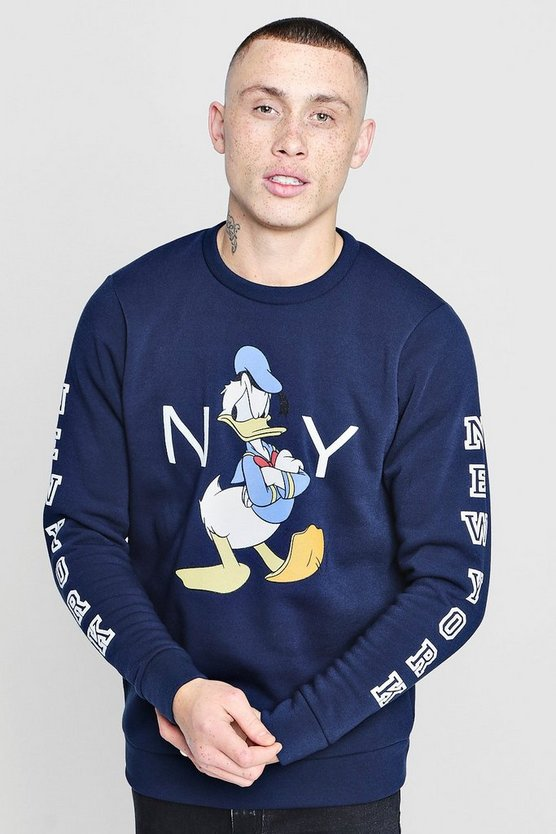 Maglia New York Disney Donald Duck