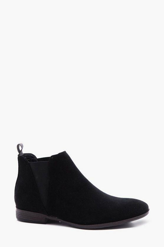 Imit Suede Boot