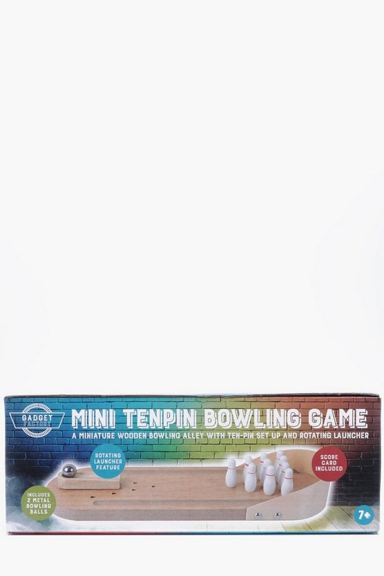 Mini Ten Pin Bowling Set