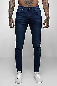 Jeans are a failsafe fashion favouriteJust jeans - it's as simple as that! Slim, skinny or straight, acid wash or basic blue, denim is definitely the most-worn wardrobe item. This season denim goes dark – think deep indigo dyes for an instant update to your look. Dress them up in a blazer and brogues, or look effortlessly edgy in a basic tee and desert boots. Work and rework these jeanius bottoms!