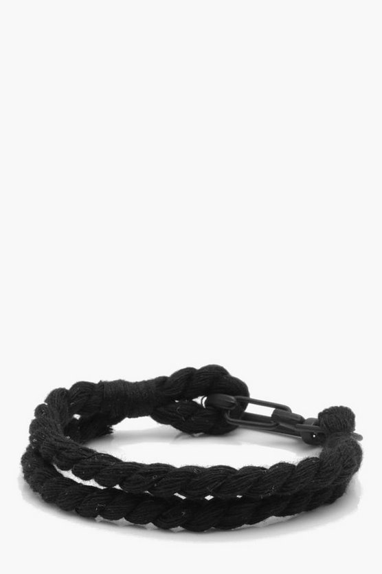 Double Layer Rope Bracelet