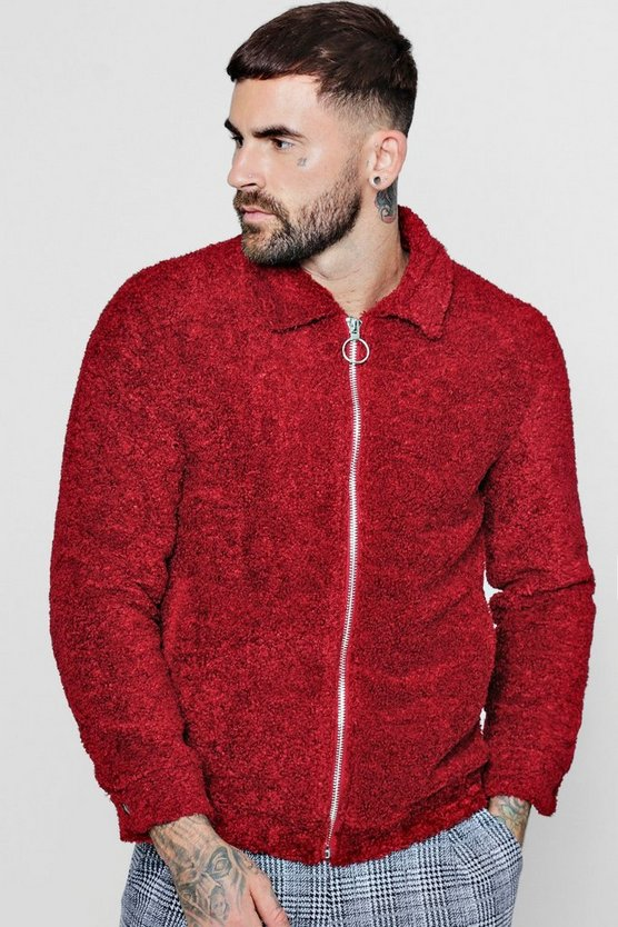 TYGA Borg Harrington-Jacke