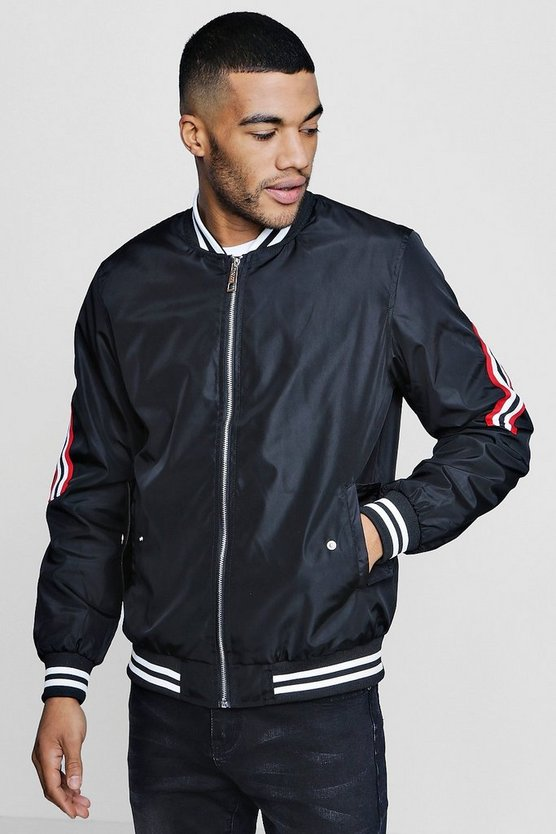 TYGA Sports Tape Insert Bomber