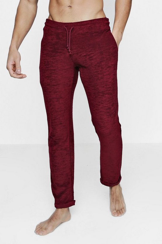 Towelling Lounge Pants