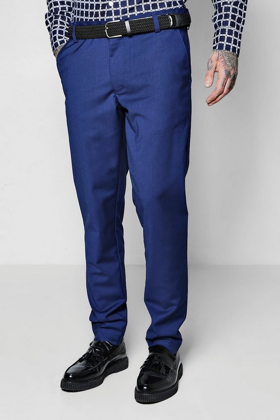 Skinny Fit Palin Suit Trouser