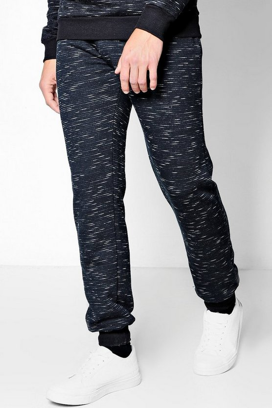 Space Dye Slim Fit Joggers