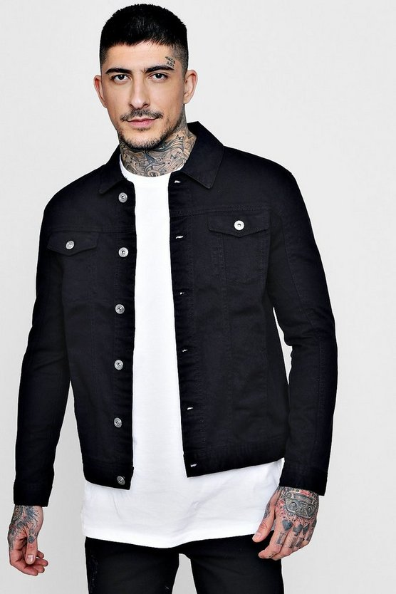 4 Pocket Denim Jacket