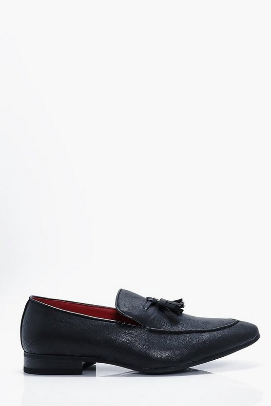 Smart Tassel Loafers