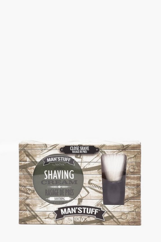 Man Stuff Shaving Kit