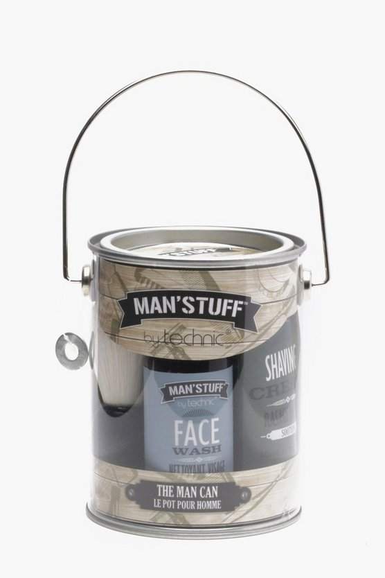Mans Stuff - The Man Can Shave Kit