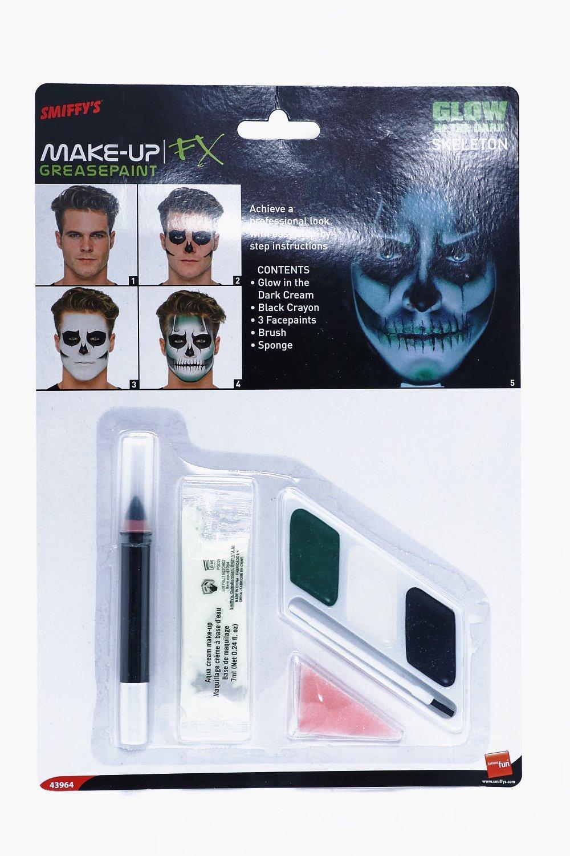 Glow In The Dark Skeleton Kit - multi - Halloween