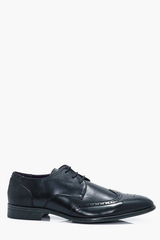 Smart Wingtip Brogues
