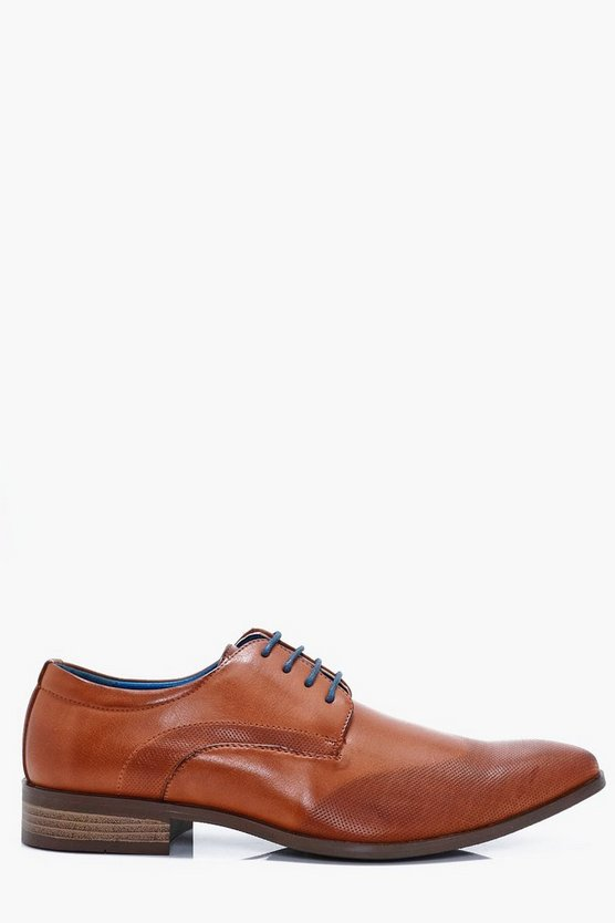Contrast Lace Brogue