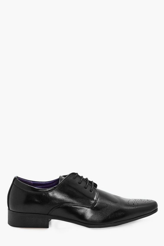 Smart Perforated Brogues