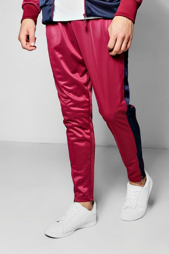 Tricot Colour Block Jogger