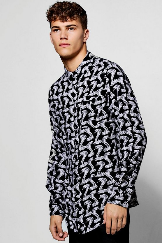 Python Print Long Sleeve Shirt