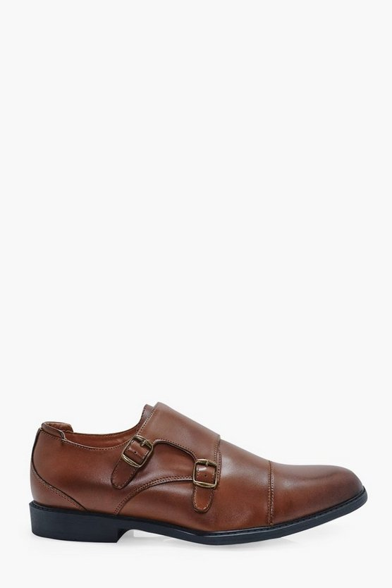 Smart Monk Strap Shoes