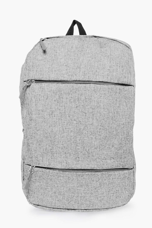 Pocket Backpack - grey - Multi Pocket Backpack - g