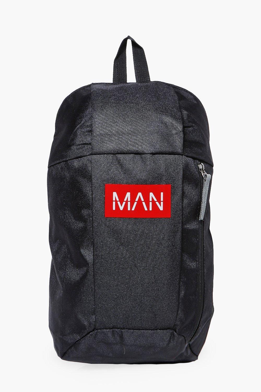 Running Backpack - black - MAN Running Backpack -