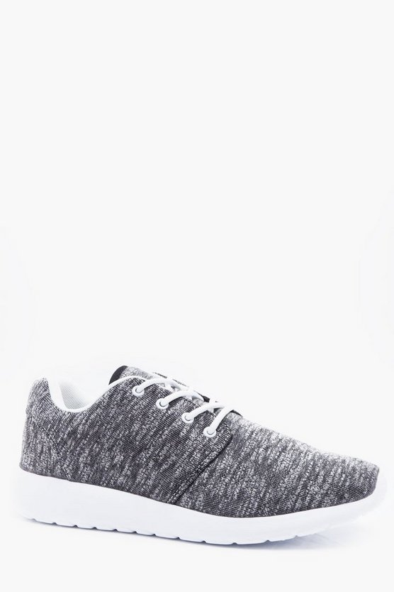 Knit Look Running Trainers