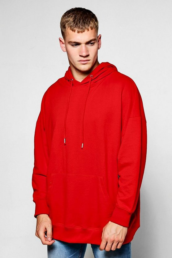 Oversized Over The Head Hoodie
