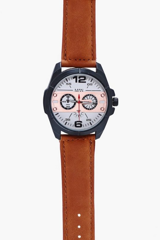 MAN Multi Face Sports Watch