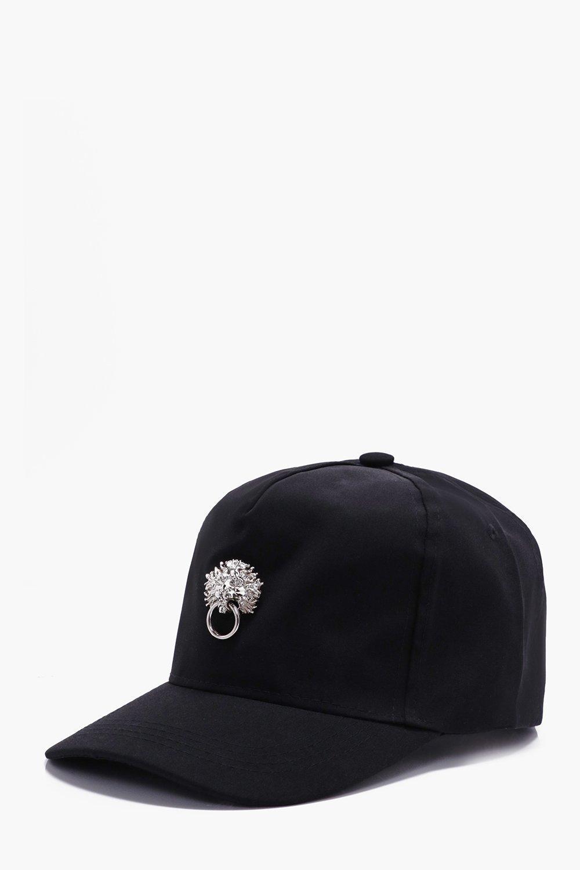Badge Cap - black - Lionhead Badge Cap - black