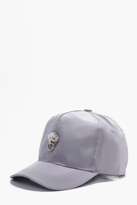 Badge Cap - grey - Lionhead Badge Cap - grey