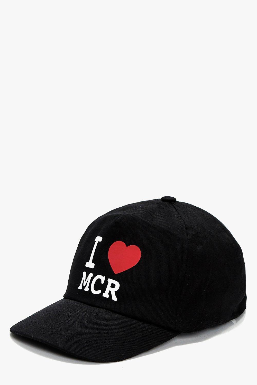 Cap MCR - black - Charity Cap MCR - black