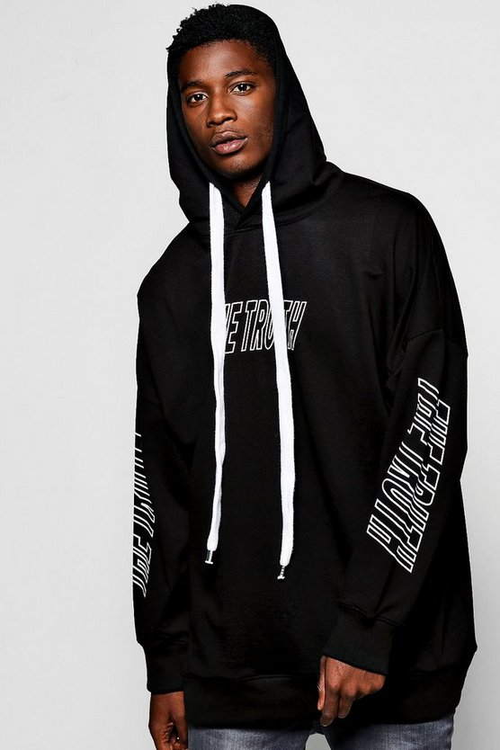 Oversized TRUTH Hoodie