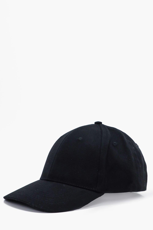 Cap - black - Basic Cap - black