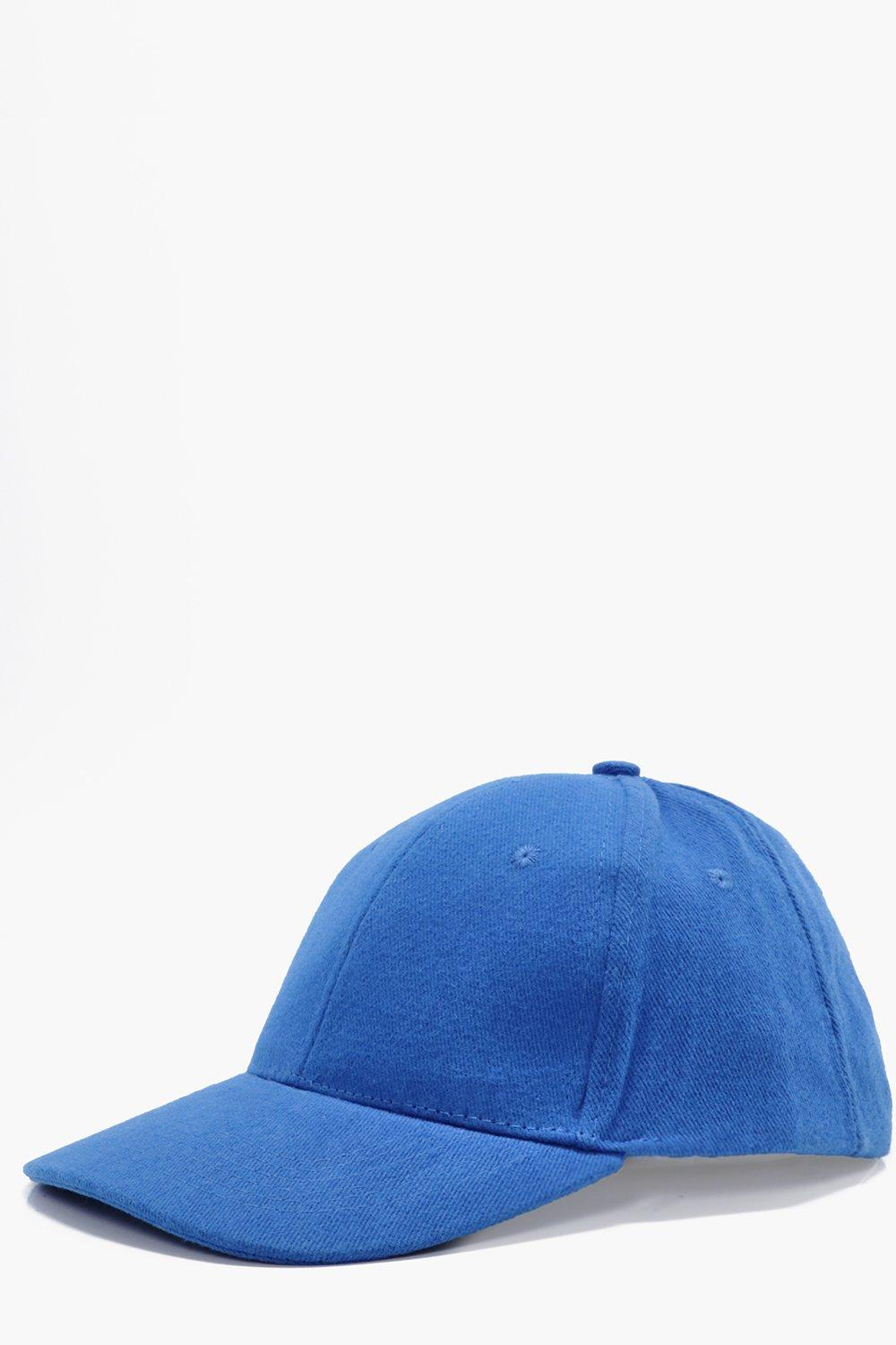 Cap - blue - Basic Cap - blue