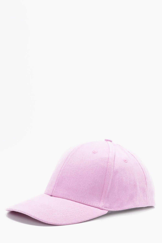 Cap - pink - Basic Cap - pink
