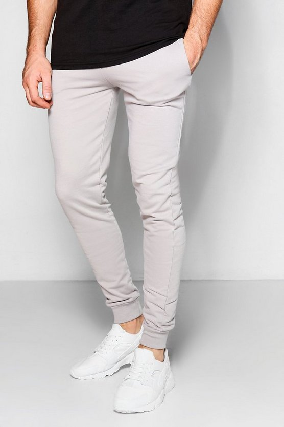 Skinny Fit Basic Joggers