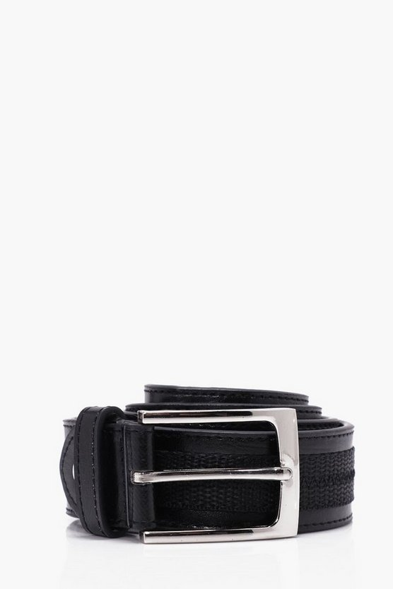 Canvas Trim Belt