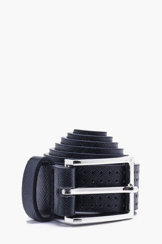 Perforated PU Belt
