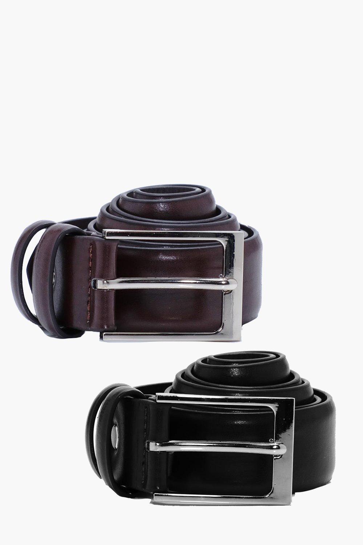 Pack PU Belts - multi - Twin Pack PU Belts - multi