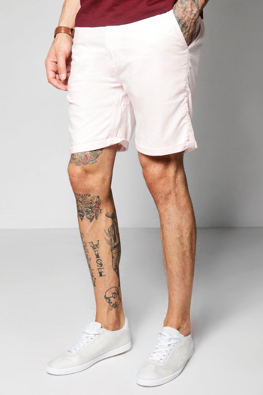 boohoo herren pastellfarbene chino shorts ebay. Black Bedroom Furniture Sets. Home Design Ideas