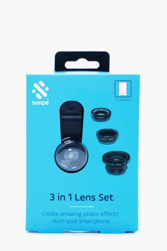 3 IN 1 Clip On Lens Set