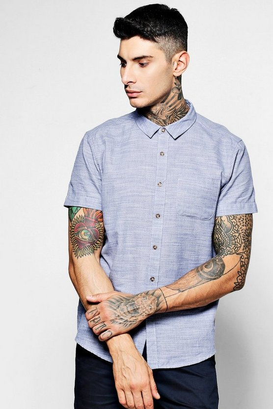 Short Sleeve Space Shirt