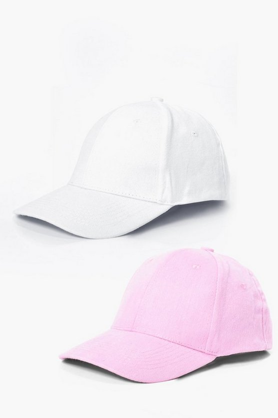 Twin Pack Pastel Caps
