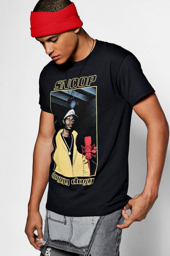 Snoop Doggy Dogg Licence T-Shirt