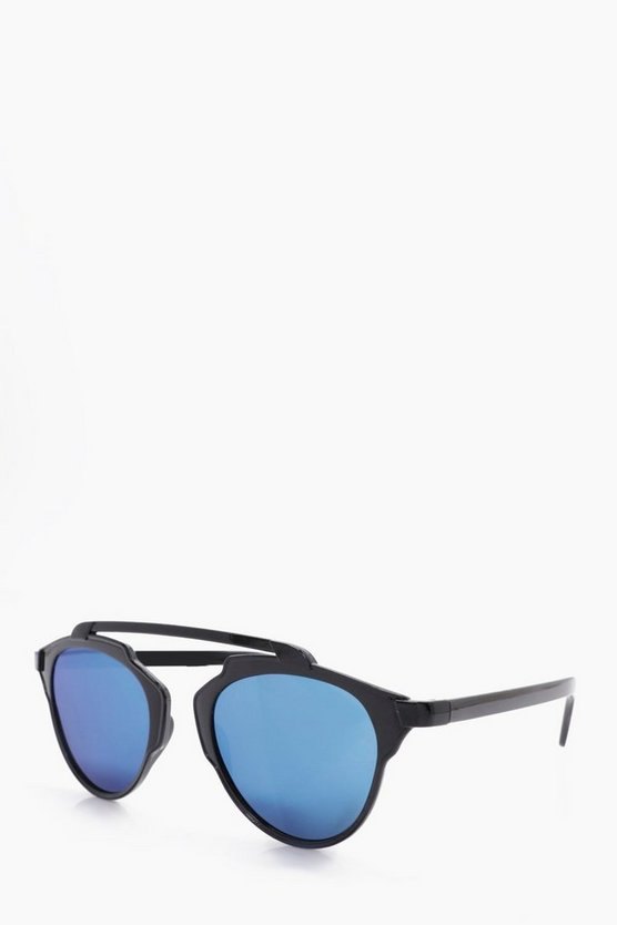 Blue Lense Sunglasses