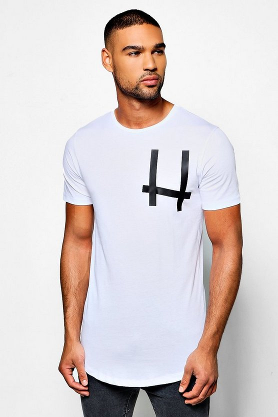Short Sleeve Taped Pocket T-Shirt