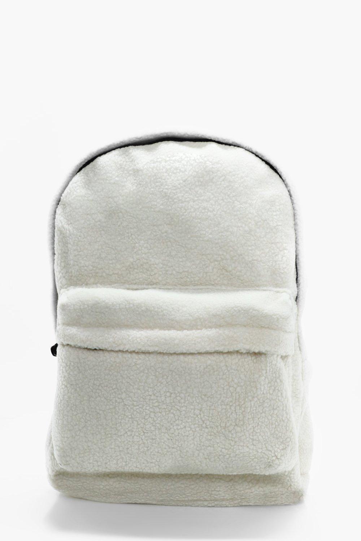Backpack - ecru - Borg Backpack - ecru