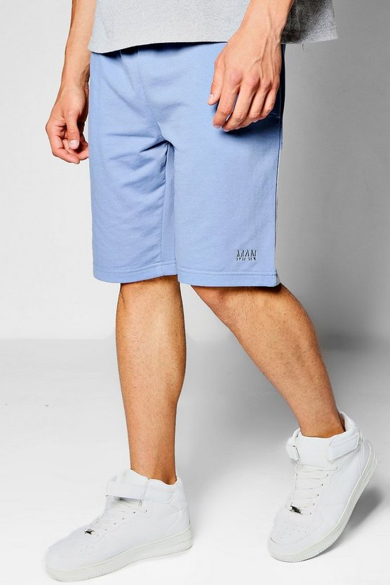 MAN Jersey Basket Ball Shorts