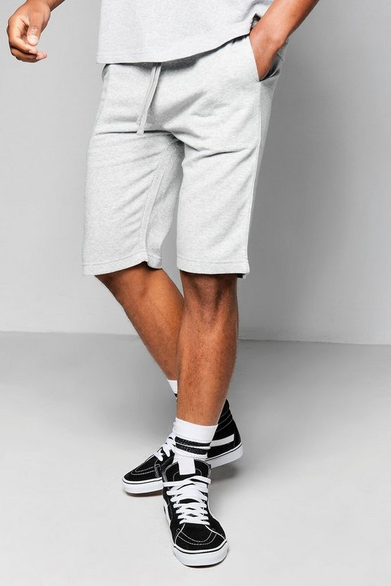 Basket Ball Jersey Shorts With Contrast Waist Band
