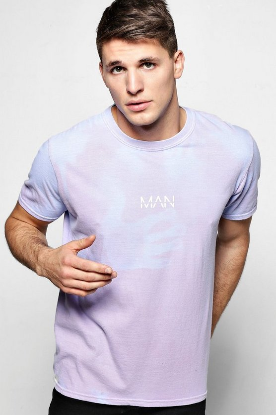 MAN Techni Colour Touch T Shirt