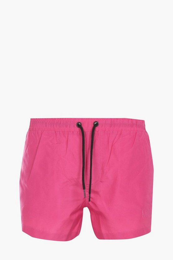 Plain Short Swim Short