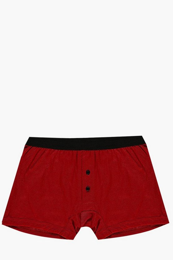Bright Jersey Boxer Short